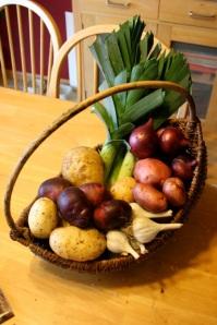Look... Potato Soup!!